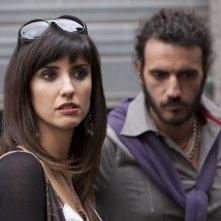Come non detto: Valentina Correani e Andrea Rivera in una scena del film