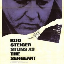 Il sergente: la locandina del film