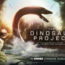 The Dinosaur Project: uno spettacolare poster