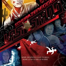 The Last Stand: la locandina del film