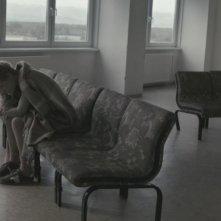 Tutti i rumori del mare: Orsi Tóth in una scena del film