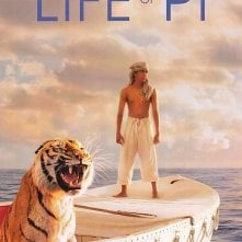 Life of Pi: poster del film