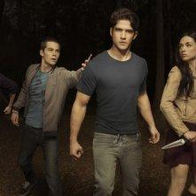 Teen Wolf: una foto promozionale de cast della stagione 2