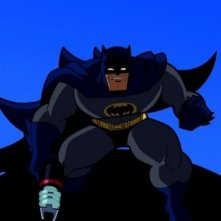 Batman: The Brave And The Bold: Batman in un'immagine tratta dalla serie