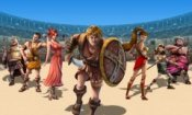 Gladiatori di Roma 3D e il processo creativo della Rainbow CGI