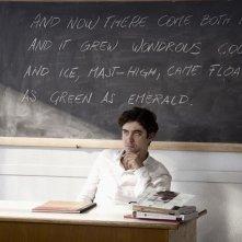 Il rosso e il blu: Riccardo Scamarcio in una scena del film nei panni di un giovane supplente di letteratura