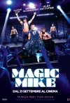 Magic Mike: la locandina italiana del film