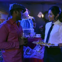 Pretty Little Liars: Sterling Sulieman e Shay Mitchell nell'episodio That Girl Is Poison