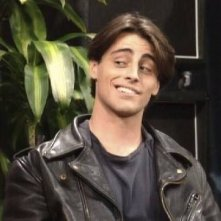 Matt LeBlanc è Vinnie Verducci in 'Sposati con figli'.