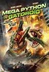 Mega Python vs. Gatoroid: la locandina del film