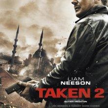 Taken: la vendetta: ecco la locandina francese del film