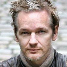 Una foto di Julian Assange