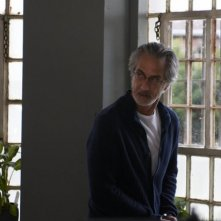 Alphas: David Strathairn in una scena dell'episodio Wake-Up Call