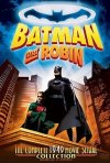 Batman and Robin: la locandina del film