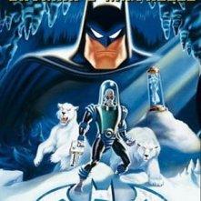 Batman: SubZero: la locandina del film
