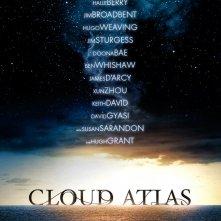 Cloud Atlas: ecco la prima locandina