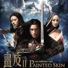 Painted Skin: The Resurrection: nuova locandina