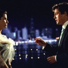 Sandra Bullock con Hugh Grant in Two Weeks Notice