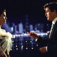 Sandra Bullock con Hugh Grant in Two Weeks Notice