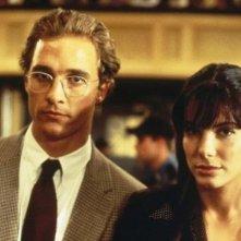 Sandra Bullock ne Il momento di uccidere con Matthew McConaughey