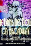 The Lamb Lies Down on Broadway: la locandina del film