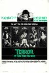Il manichino assassino: la locandina del film