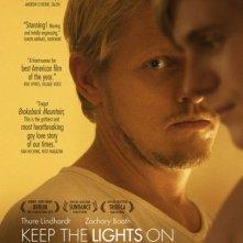Keep the Lights On: la locandina del film