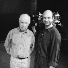 Simon Brook e Peter Brook in una foto promozionale