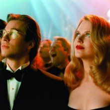 Val Kilmer e Nicole Kidman in una scena di 'Batman Forever'