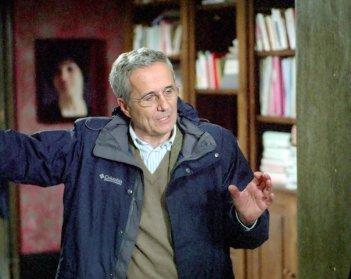 Bella addormentata: il regista Marco Bellocchio sul set del film