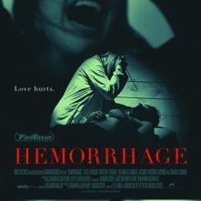 Hemorrhage: la locandina del film