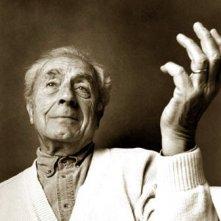 il regista Michelangelo Antonioni
