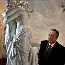 La migliore offerta: Geoffrey Rush in una scena del film diretto da Giuseppe Tornatore
