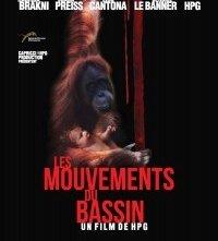 Les mouvements du bassin: la locandina del film
