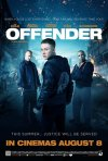 Offender: la locandina del film