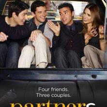 Partners: un primo poster della serie CBS