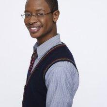 Perception: Arjay Smith in una foto promozionale della serie