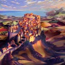 Pinocchio: un'immagine tratta dalla fiaba animata di Enzo d'Alò e musicata da Lucio Dalla