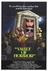 The Vault of Horror: la locandina del film