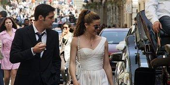 Un giorno speciale: Giulia Valentini e Filippo Scicchitano in una scena del film sono Gina e Marco