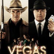 Vegas: primo poster della nuova serie CBS