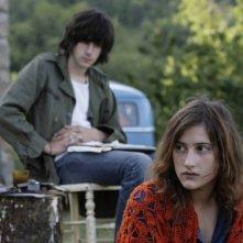 Après Mai: Clément Métayer e Lola Créton in una scena del film