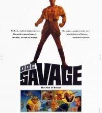 Doc Savage, l'uomo di bronzo: la locandina del film