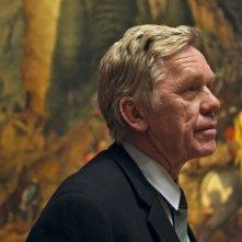 Museum Hours: Bobby Sommer in una scena del film nei panni del guardiano del museo
