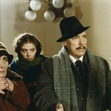 Primo amore: la splendida Ornella Muti in una scena del film con Mario Del Monaco e Caterina Boratto