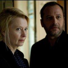 Une Estonienne à Paris: Laine Mägi in una scena del film insieme a Patrick Pineau