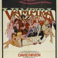 Vampira: la locandina del film