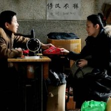 When Night Falls: la protagonista del film Nai An in un'immagine tratta dal film di Ying Liang