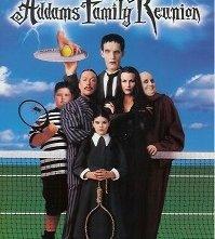 Addams Family Reunion: la locandina del film