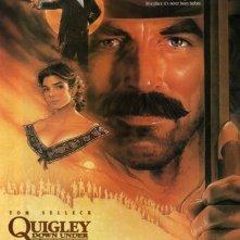 Carabina Quigley: la locandina del film